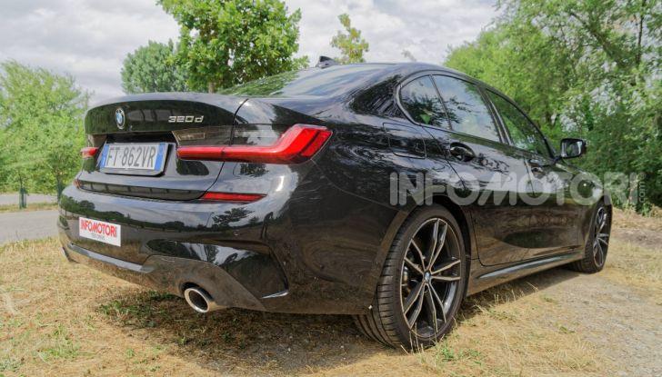 [VIDEO] Prova nuova BMW Serie 3 320d 2019: tutti i segreti della nuova G20 - Foto 40 di 54