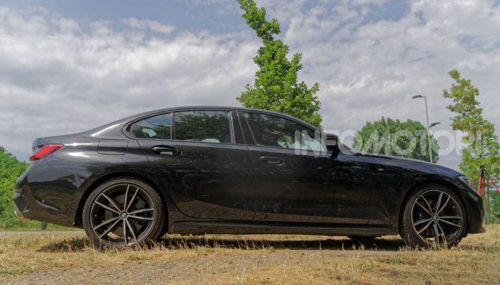 [VIDEO] Prova nuova BMW Serie 3 320d 2019: tutti i segreti della nuova G20 - Foto 42 di 54