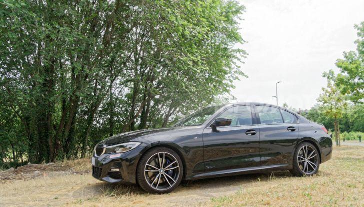 BMW 320d estetica serie 3 G20