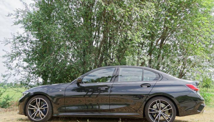 [VIDEO] Prova nuova BMW Serie 3 320d 2019: tutti i segreti della nuova G20 - Foto 44 di 54