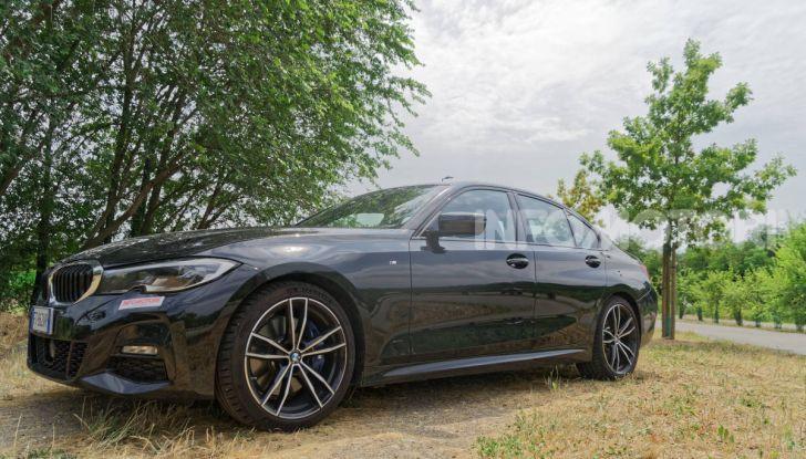 [VIDEO] Prova nuova BMW Serie 3 320d 2019: tutti i segreti della nuova G20 - Foto 45 di 54