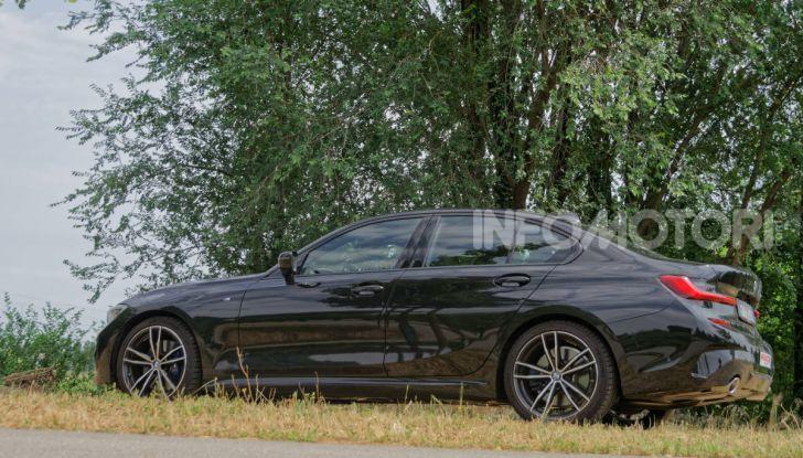 [VIDEO] Prova nuova BMW Serie 3 320d 2019: tutti i segreti della nuova G20 - Foto 46 di 54