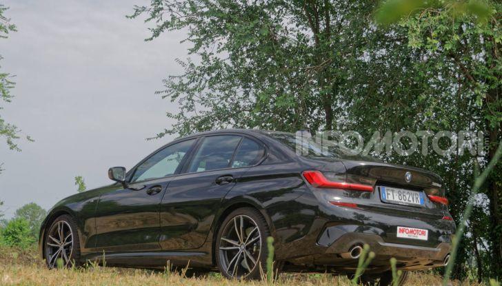 [VIDEO] Prova nuova BMW Serie 3 320d 2019: tutti i segreti della nuova G20 - Foto 47 di 54