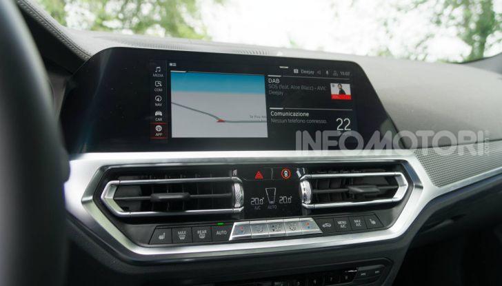 [VIDEO] Prova nuova BMW Serie 3 320d 2019: tutti i segreti della nuova G20 - Foto 52 di 54