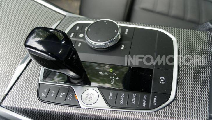 [VIDEO] Prova nuova BMW Serie 3 320d 2019: tutti i segreti della nuova G20 - Foto 53 di 54