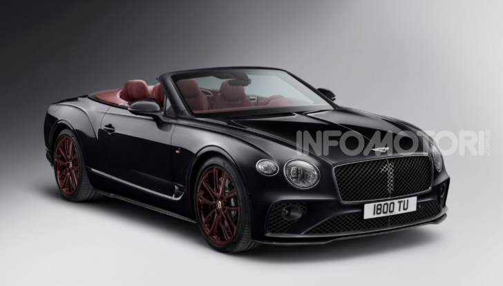 Bentley festeggia i suoi 100 anni con la Continental GT Number 1 - Foto 1 di 4