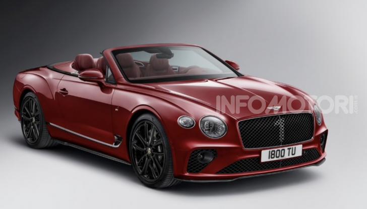 Bentley festeggia i suoi 100 anni con la Continental GT Number 1 - Foto 2 di 4
