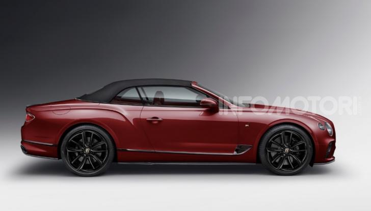 Bentley festeggia i suoi 100 anni con la Continental GT Number 1 - Foto 3 di 4