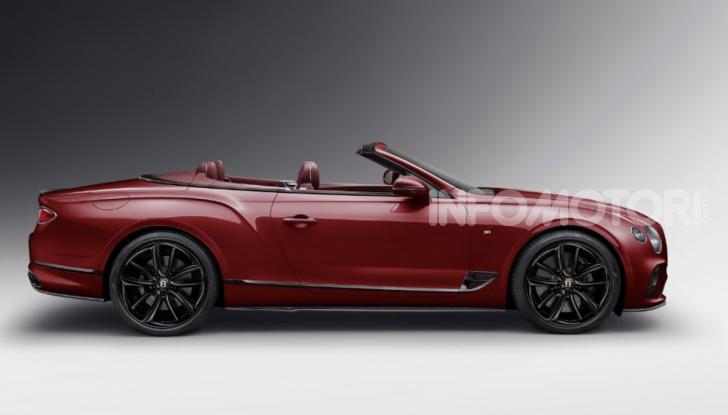 Bentley festeggia i suoi 100 anni con la Continental GT Number 1 - Foto 4 di 4
