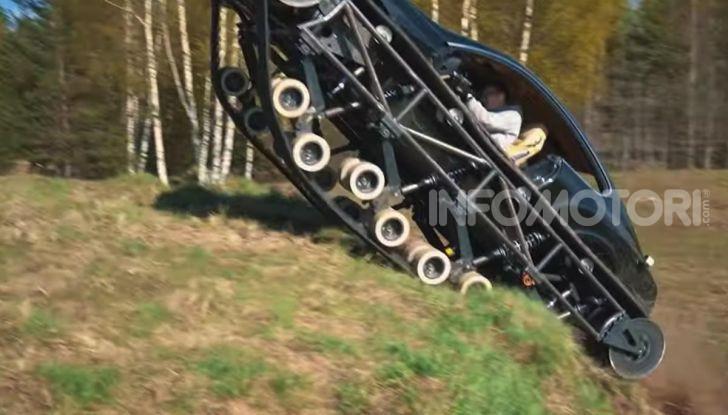 Tuning dalla Russia: ecco la Bentley con il cingolato per andare ovunque - Foto 5 di 32