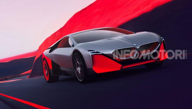 Vision M NEXT: l'auto del futuro secondo BMW - Foto 1 di 8