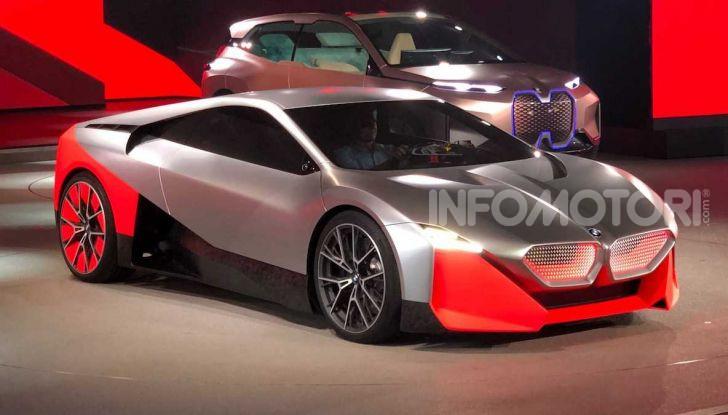 Vision M NEXT: l'auto del futuro secondo BMW - Foto 4 di 8
