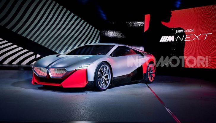 Vision M NEXT: l'auto del futuro secondo BMW - Foto 5 di 8