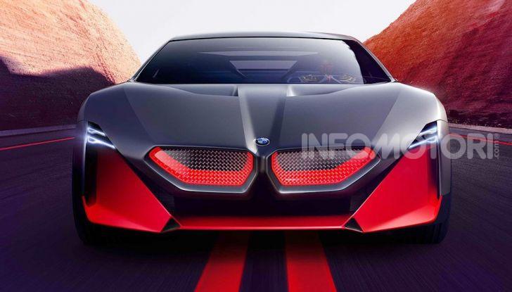 Vision M NEXT: l'auto del futuro secondo BMW - Foto 6 di 8