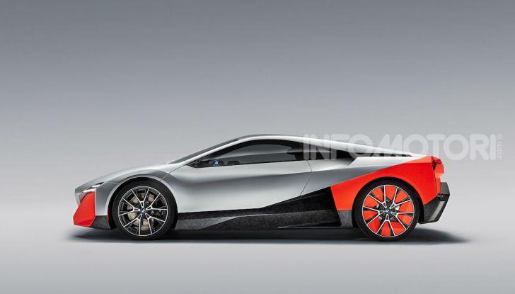 Vision M NEXT: l'auto del futuro secondo BMW - Foto 7 di 8