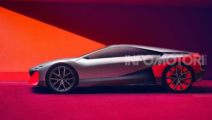 Vision M NEXT: l'auto del futuro secondo BMW - Foto 8 di 8
