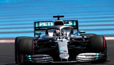 F1 2019 GP di Francia, Paul Ricard: Hamilton vola in qualifica con la Mercedes davanti a Bottas e Leclerc, Vettel solo settimo