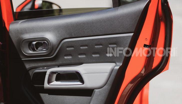 Feel Pack, la nuova versione della Citroen C5 Aircross - Foto 36 di 40
