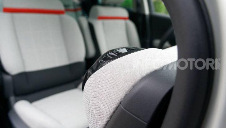 Citroen C3 Aircross interni