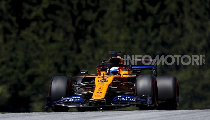 F1 2019 GP Austria, Red Bull Ring: Leclerc e la Ferrari al comando delle libere; Hamilton quarto, Vettel sfiora l'incidente - Foto 16 di 17