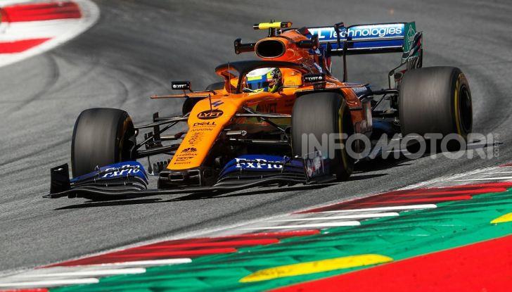 F1 2020, GP d'Austria: gli orari TV di Sky e TV8 del Red Bull Ring - Foto 15 di 17