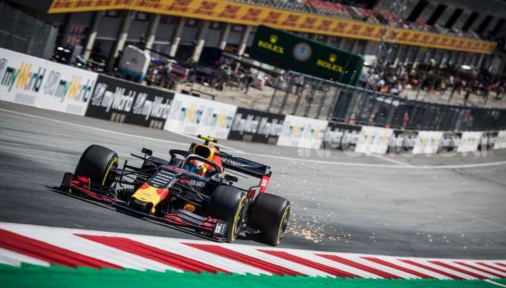 F1 2020, GP d'Austria: gli orari TV di Sky e TV8 del Red Bull Ring - Foto 1 di 17