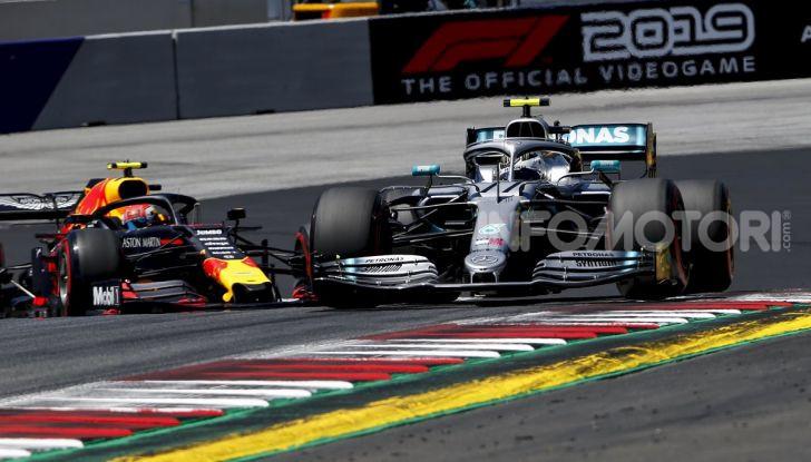 F1 2019 GP Austria, Red Bull Ring: Leclerc e la Ferrari al comando delle libere; Hamilton quarto, Vettel sfiora l'incidente - Foto 13 di 17