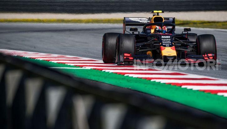 F1 2019 GP Austria, Red Bull Ring: Leclerc e la Ferrari al comando delle libere; Hamilton quarto, Vettel sfiora l'incidente - Foto 3 di 17
