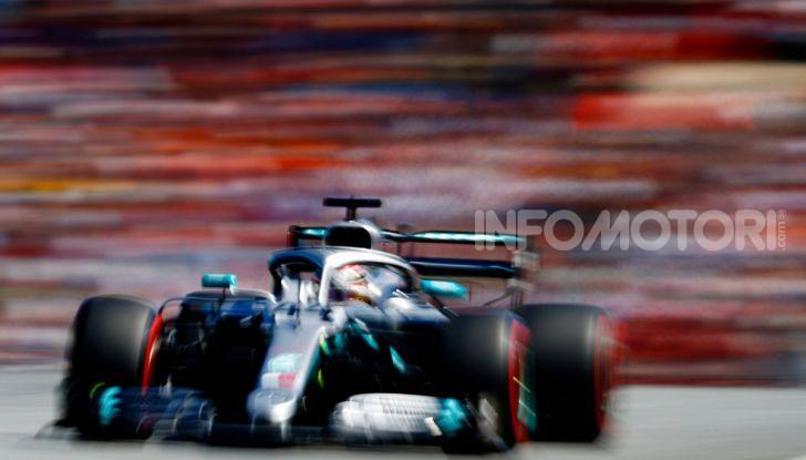 F1 2019 GP Austria, Red Bull Ring: Leclerc e la Ferrari al comando delle libere; Hamilton quarto, Vettel sfiora l'incidente - Foto 10 di 17