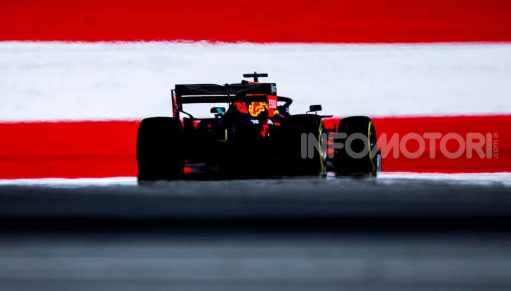 F1 2019:  test Pirelli in gran segreto al Red Bull Ring con Alfa Romeo - Foto 5 di 17