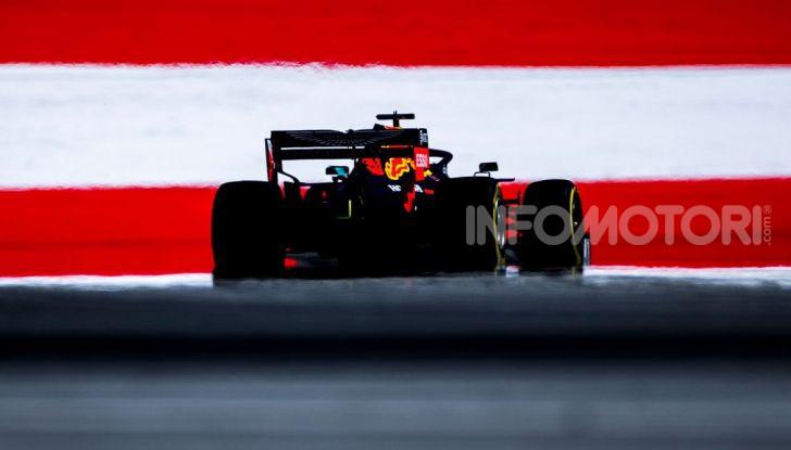 F1 2019 GP Austria, Red Bull Ring: Leclerc e la Ferrari al comando delle libere; Hamilton quarto, Vettel sfiora l'incidente - Foto 5 di 17