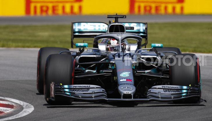 F1 2019 GP Canada, Montreal: la Ferrari risorge con Leclerc davanti a Vettel, Hamilton a muro - Foto 7 di 14