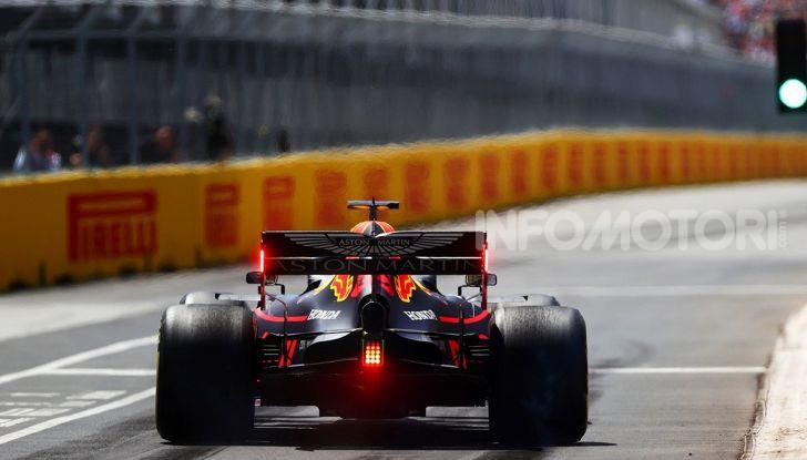 F1 2019 GP Canada, Montreal: la Ferrari risorge con Leclerc davanti a Vettel, Hamilton a muro - Foto 13 di 14