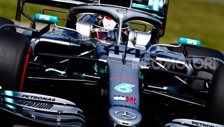 F1 2019 GP di Francia, Paul Ricard: Hamilton vola in qualifica con la Mercedes davanti a Bottas e Leclerc, Vettel solo settimo - Foto 1 di 14