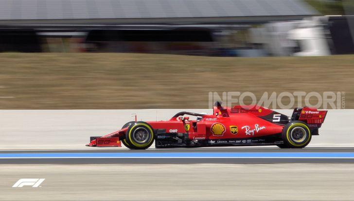 F1 2019 GP di Francia, Paul Ricard: Hamilton vola in qualifica con la Mercedes davanti a Bottas e Leclerc, Vettel solo settimo - Foto 11 di 14