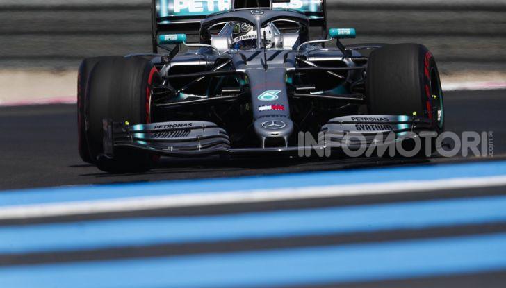 F1 2019 GP di Francia, Paul Ricard: Hamilton vola in qualifica con la Mercedes davanti a Bottas e Leclerc, Vettel solo settimo - Foto 4 di 14