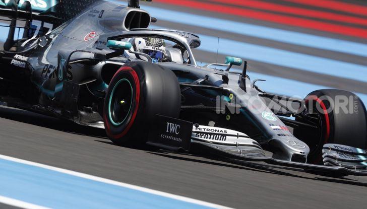 F1 2019 GP di Francia, Paul Ricard: Hamilton vola in qualifica con la Mercedes davanti a Bottas e Leclerc, Vettel solo settimo - Foto 7 di 14
