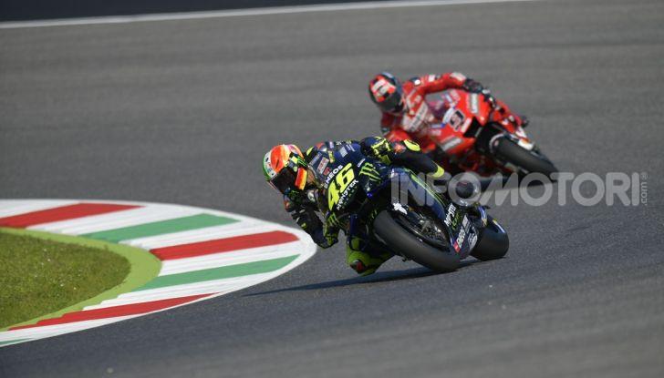 MotoGP 2019 GP d'Italia: Marquez firma il nuovo record del Mugello, Dovizioso solo nono e Rossi 18esimo - Foto 1 di 64
