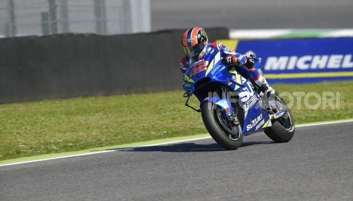 MotoGP 2019 GP d'Italia: Marquez firma il nuovo record del Mugello, Dovizioso solo nono e Rossi 18esimo - Foto 8 di 64