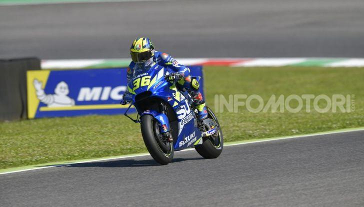 MotoGP 2019 GP d'Italia: Marquez firma il nuovo record del Mugello, Dovizioso solo nono e Rossi 18esimo - Foto 9 di 64