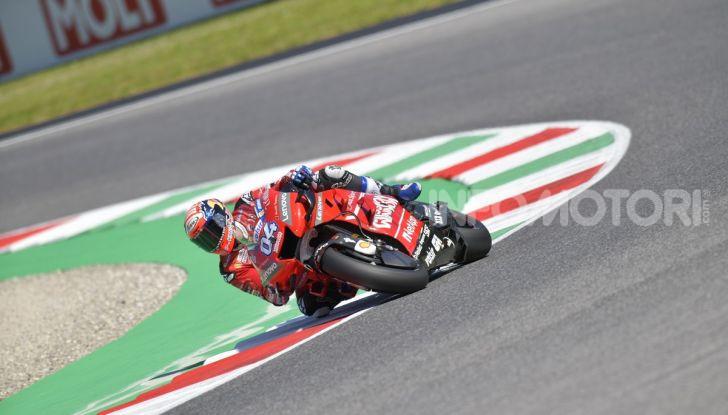 MotoGP 2019 GP d'Italia: Marquez firma il nuovo record del Mugello, Dovizioso solo nono e Rossi 18esimo - Foto 15 di 64