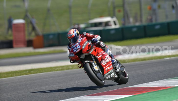 MotoGP 2019 GP d'Italia: Marquez firma il nuovo record del Mugello, Dovizioso solo nono e Rossi 18esimo - Foto 19 di 64