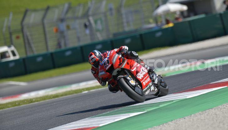 MotoGP 2019 GP d'Italia: Marquez firma il nuovo record del Mugello, Dovizioso solo nono e Rossi 18esimo - Foto 27 di 64