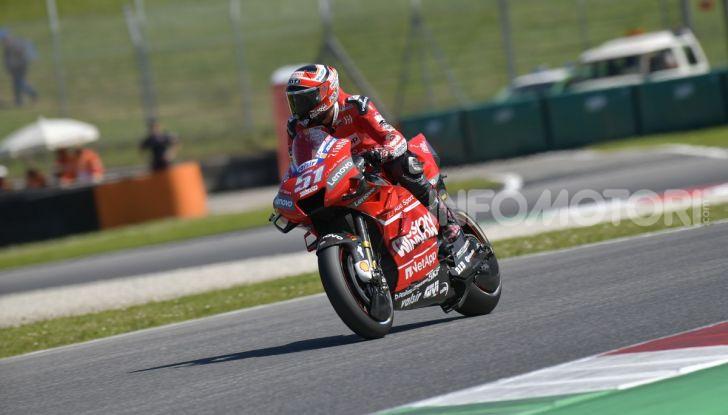 MotoGP 2019 GP d'Italia: Marquez firma il nuovo record del Mugello, Dovizioso solo nono e Rossi 18esimo - Foto 25 di 64