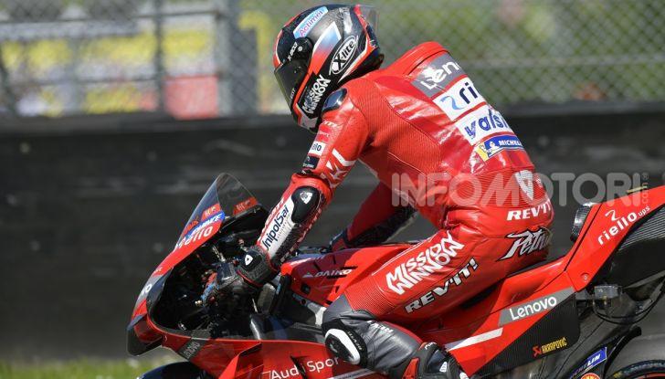 MotoGP 2019 GP d'Italia: Marquez firma il nuovo record del Mugello, Dovizioso solo nono e Rossi 18esimo - Foto 26 di 64