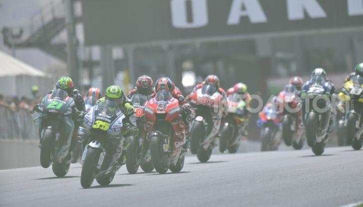 MotoGP 2019 GP d'Italia: Petrucci trionfa al Mugello davanti a Marquez e Dovizioso, Rossi a terra - Foto 28 di 52
