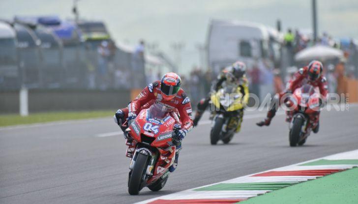 MotoGP 2019 GP d'Italia: Petrucci trionfa al Mugello davanti a Marquez e Dovizioso, Rossi a terra - Foto 30 di 52
