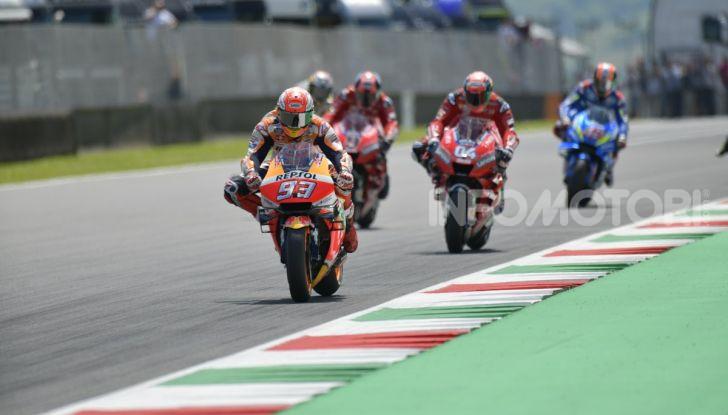 MotoGP 2019 GP d'Italia: Petrucci trionfa al Mugello davanti a Marquez e Dovizioso, Rossi a terra - Foto 32 di 52