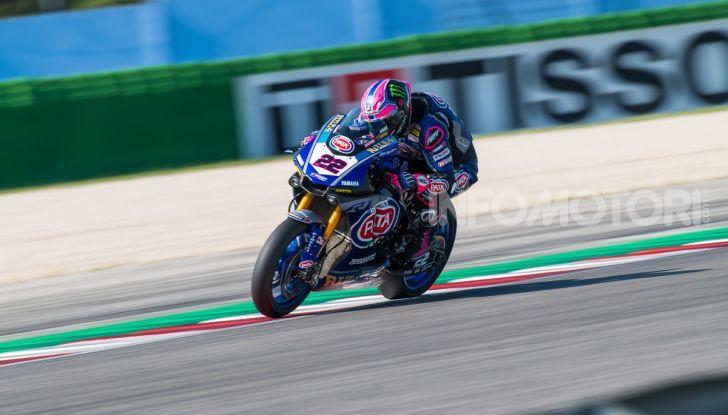 SBK 2019 GP di San Marino: le più belle immagini del round di Misano - Foto 14 di 39