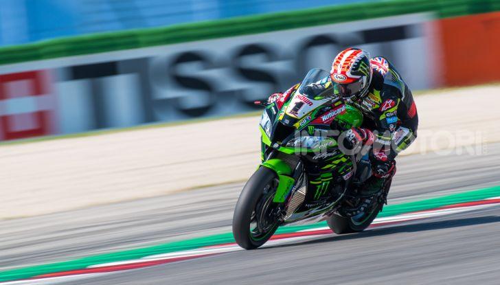 SBK 2019 GP di San Marino: le più belle immagini del round di Misano - Foto 15 di 39